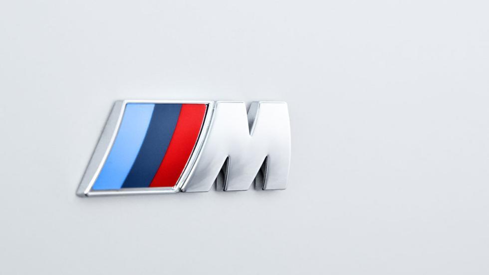 BMW Serie 7 paquete M emblema