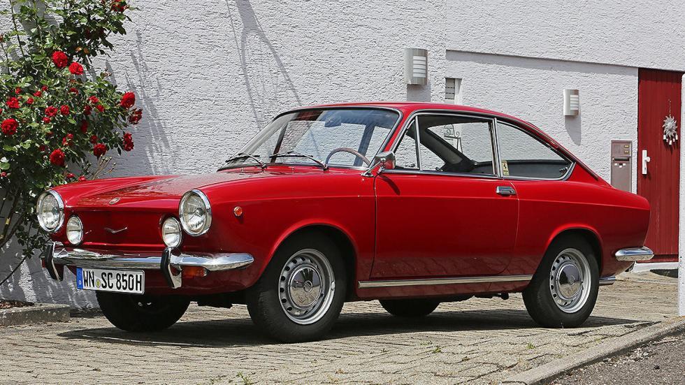 Los coupés más bellos de los años 60