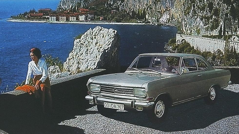 Opel Rekord B Coupé