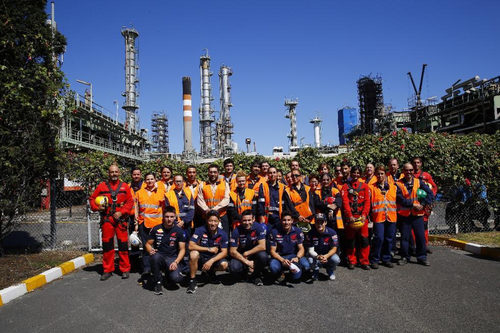 pilotos-repsol-coruña-refineria