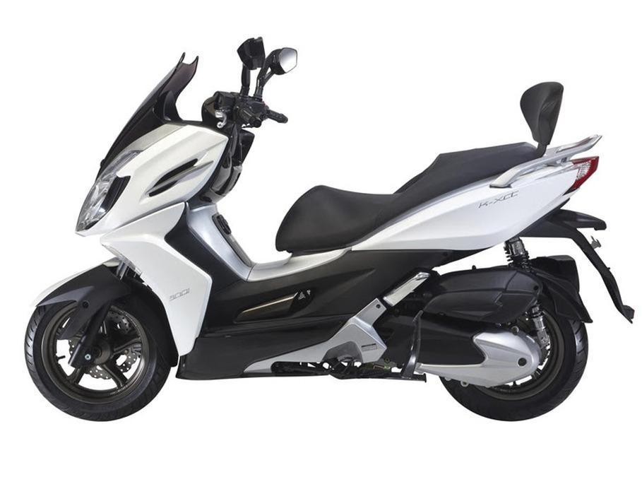Shad Respaldos para scooter Kymco