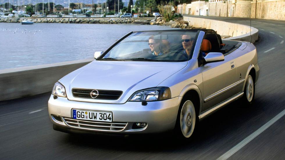 Opel Astra Cabrio delantera
