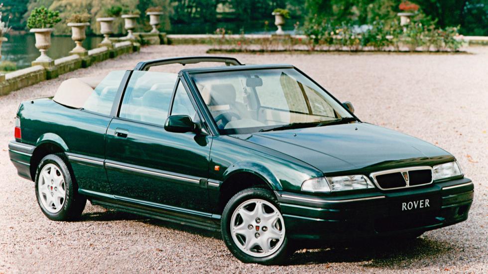 Rover 200 Cabriolet delantera