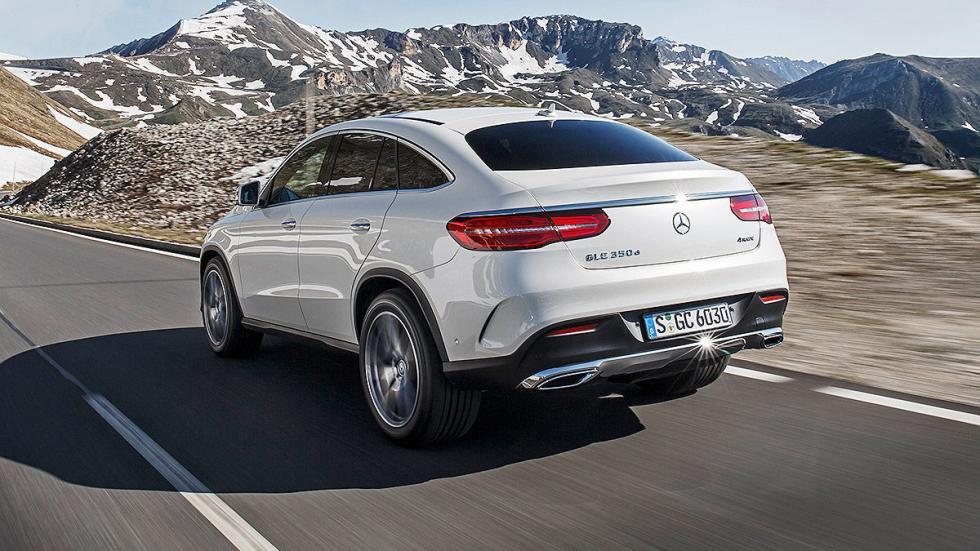 Prueba: Mercedes GLE