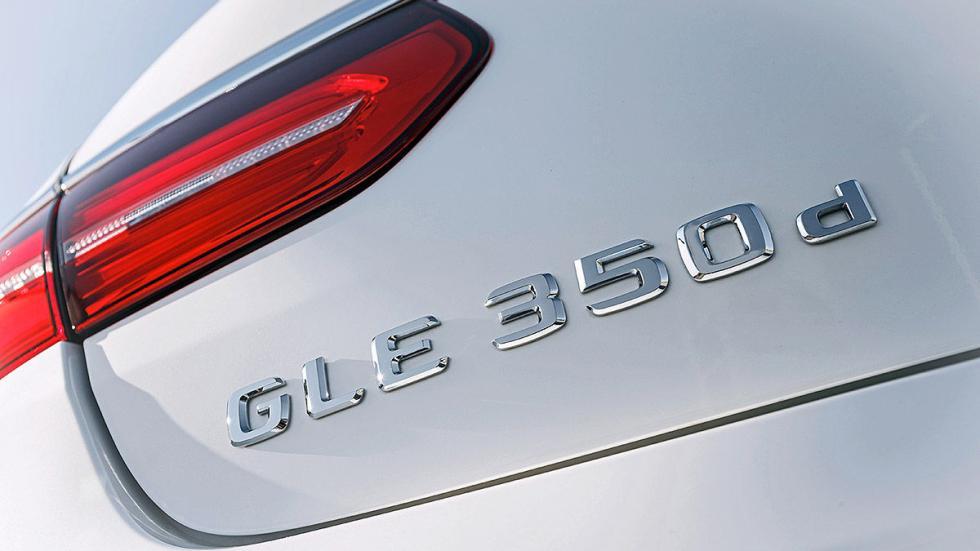 Prueba: Mercedes GLE detalle