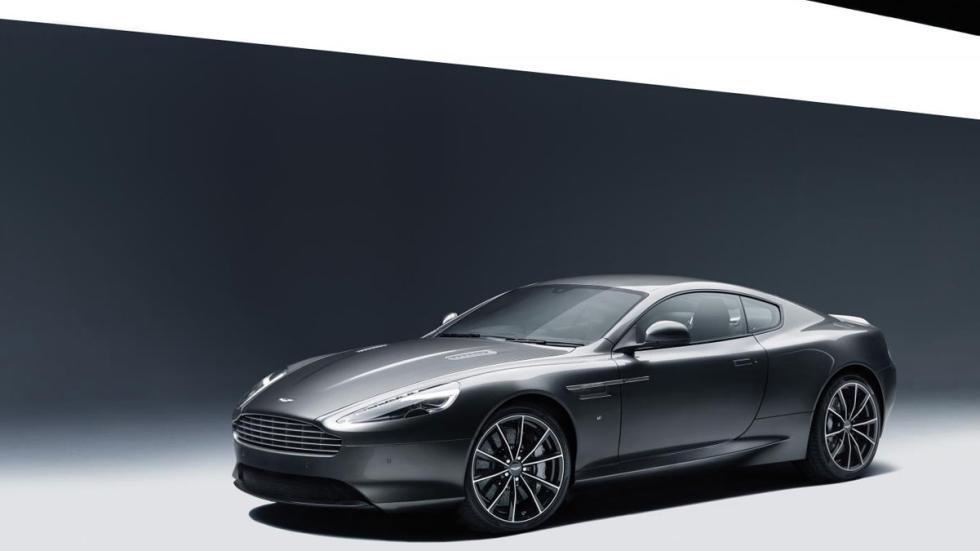 Aston Martin DB9 GT tres cuartos delanteros