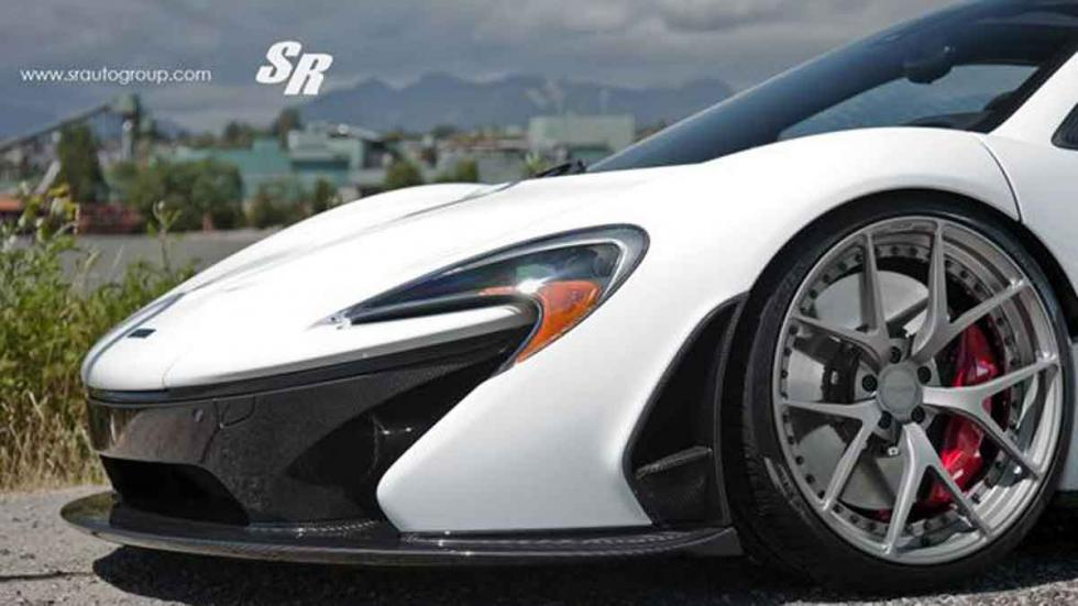 McLaren P1 by SR Auto Group detalle