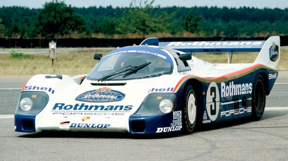 Porsche 956 Le Mans 1983