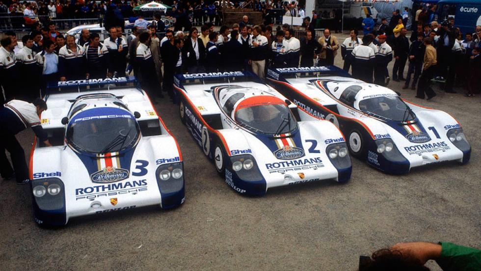 Porsche 956 Le Mans 1983 5