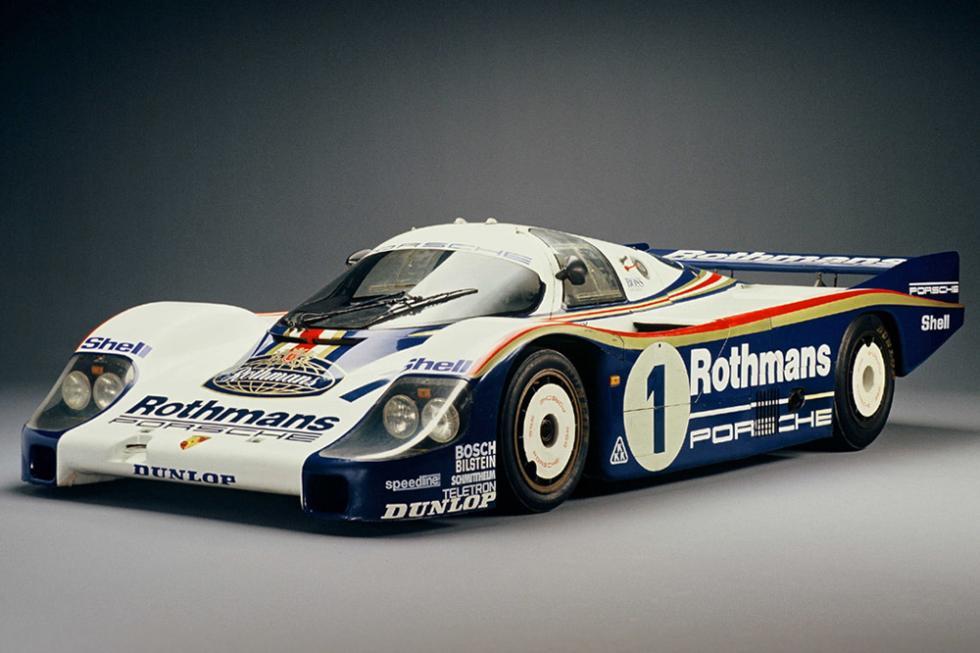 Porsche 956 Le Mans 1983 6