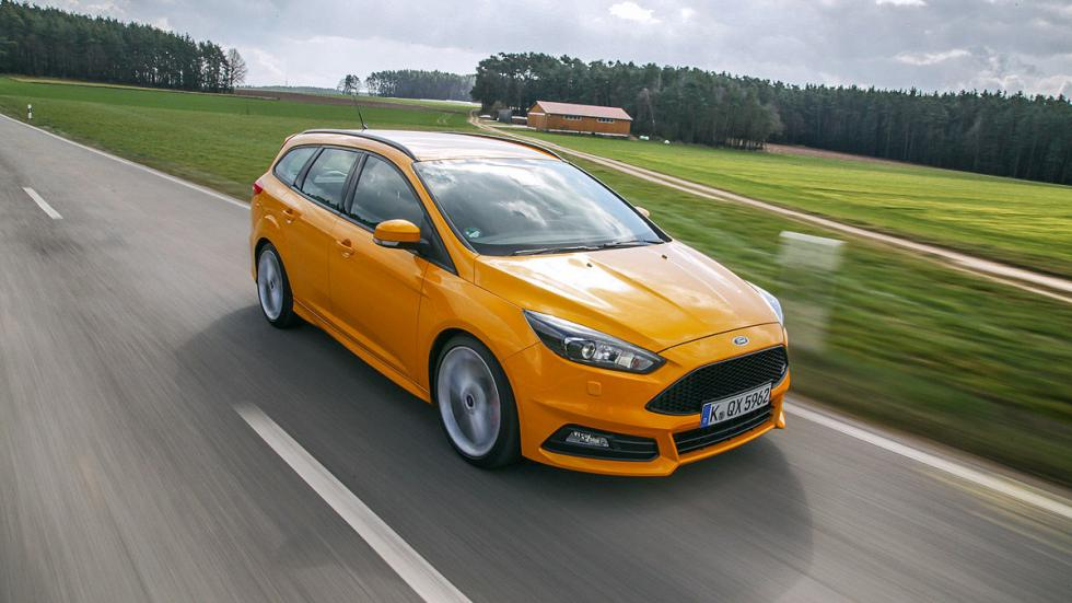 Ford Focus Sportbrake ST 2.0 TDCi dinámica
