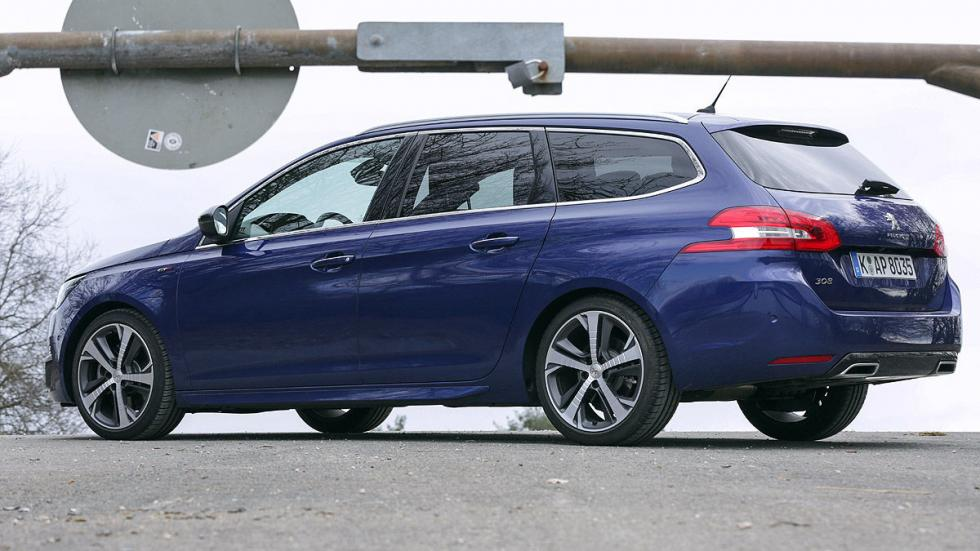 Peugeot 308 SW GT HDi
