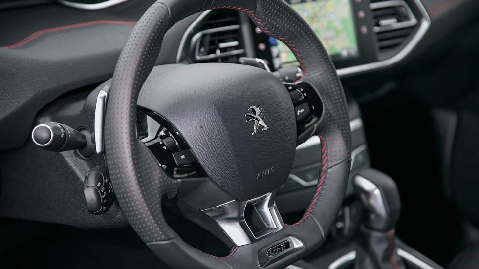 Peugeot 308 SW GT HDi volante