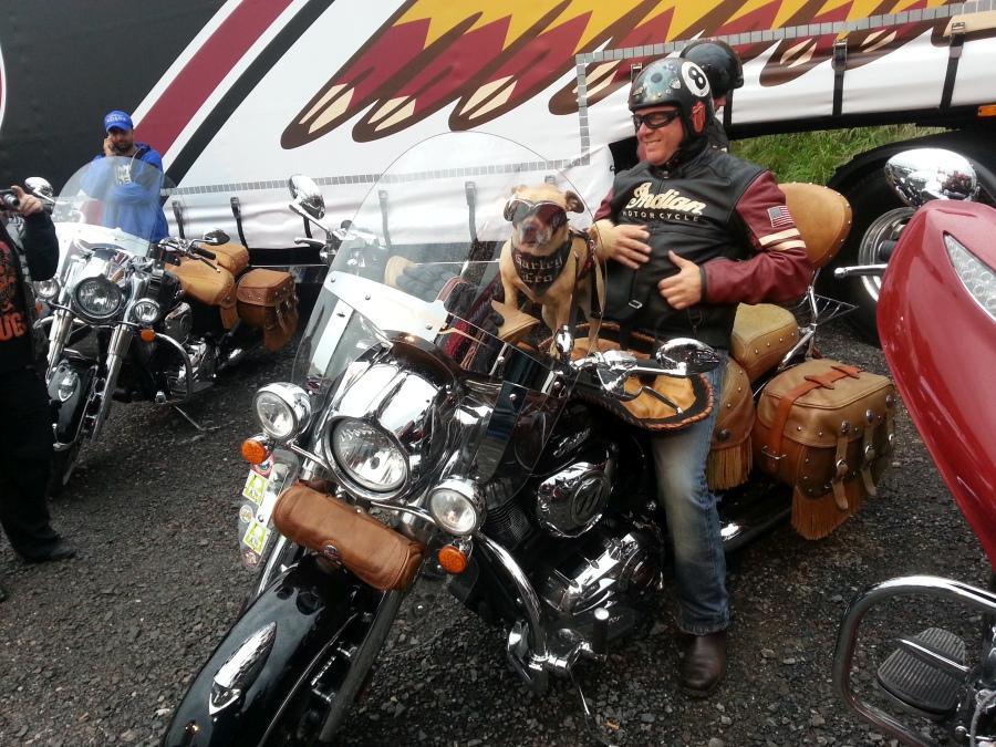 Indian Motorcycle Riders Group, ¡a viajar!