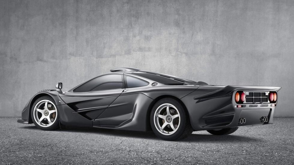 McLaren F1 GT long tail