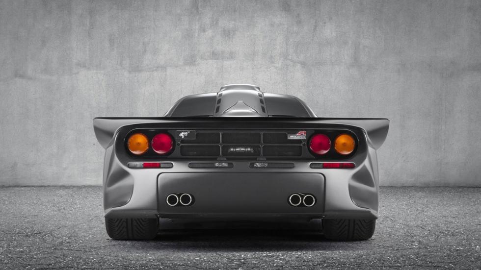 McLaren F1 GT trasera