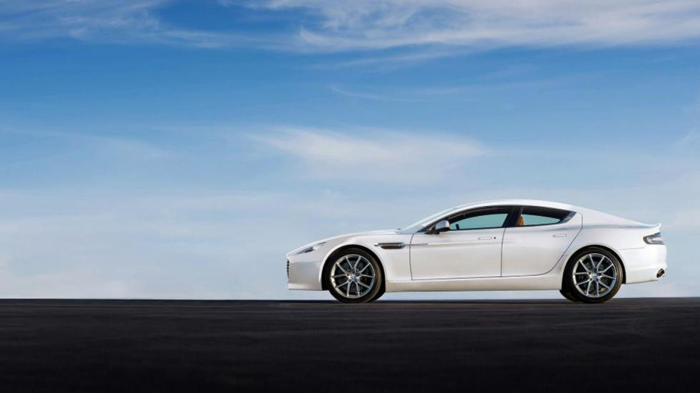 Aston Martin rapide 2015