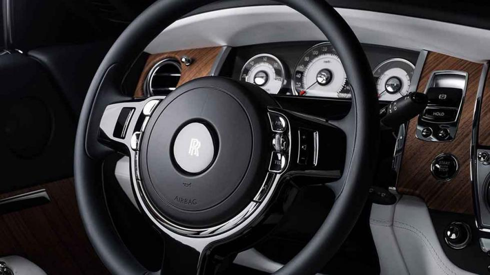 Rolls Royce Porto Cervo Wraith interior
