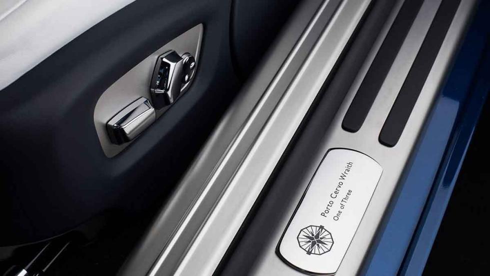 Rolls Royce Porto Cervo Wraith detalle
