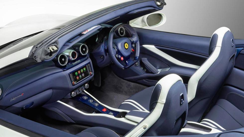 Ferrari California T Goodwood 2015 interior