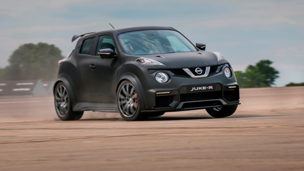 Nissan Juke-R 2.0 dinamica