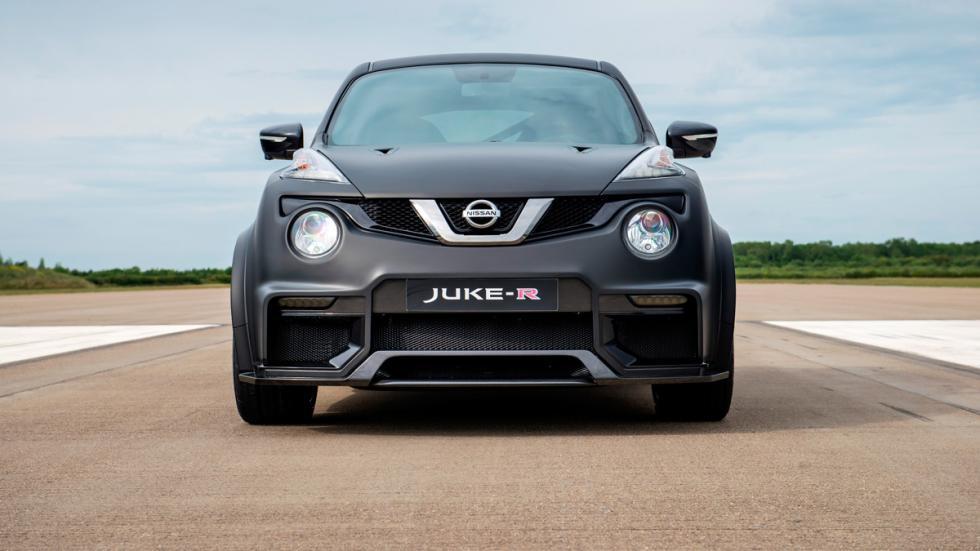 Nissan Juke-R 2.0 frontal