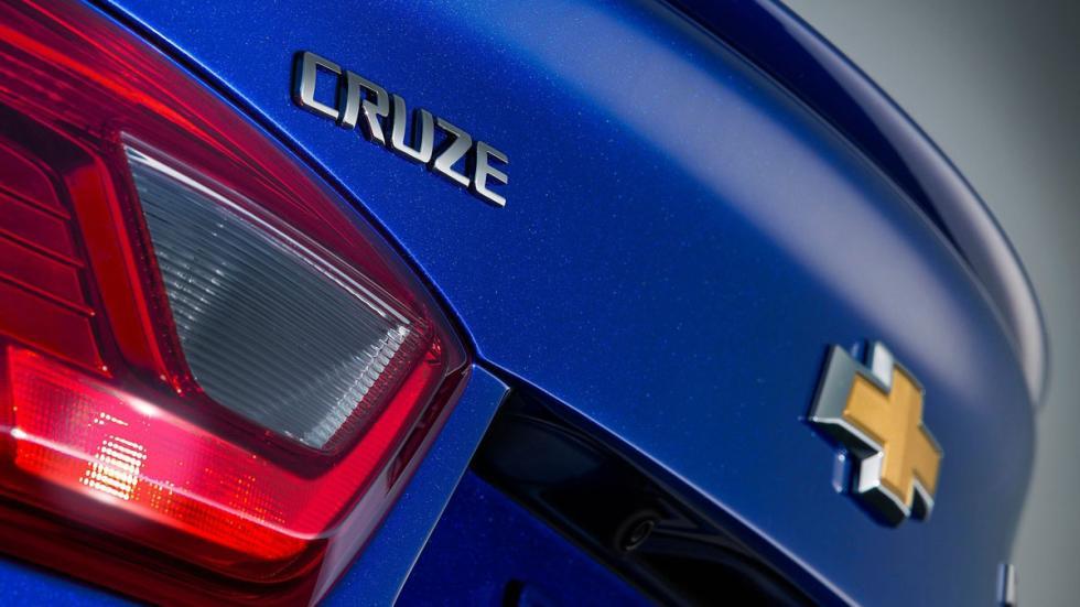 Chevrolet Cruze 2016 detalle