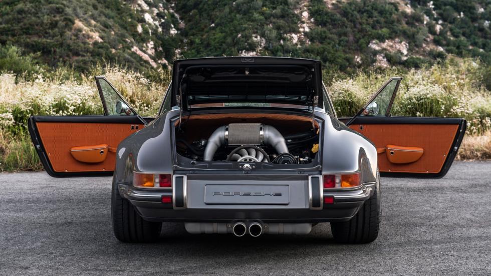 Porsche 911 Targa Singer motor