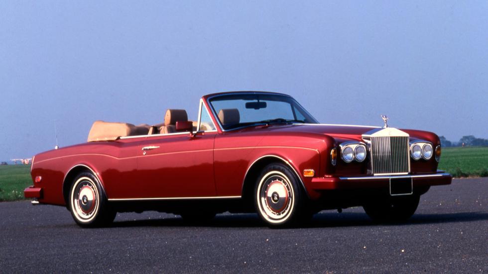 Rolls Royce Corniche delantera