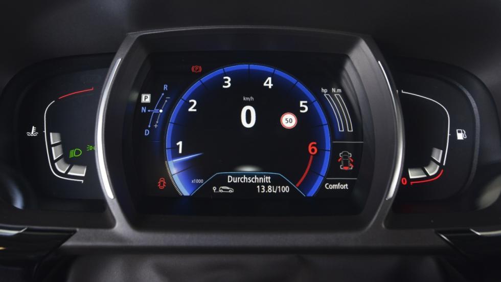 Renault Espace 2015 relojes