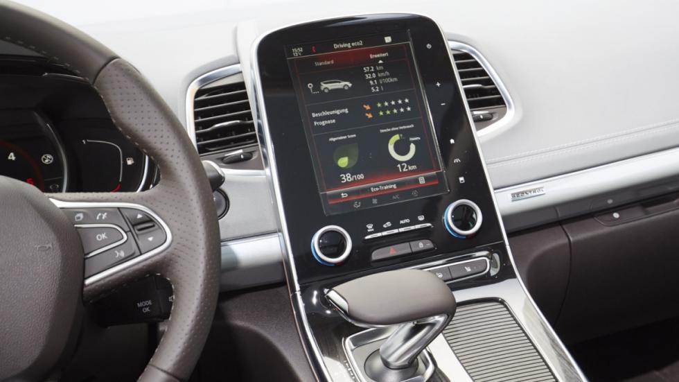 Renault Espace 2015 pantalla multifunción