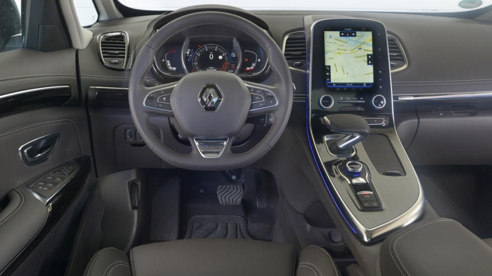 Renault Espace 2015 salpicadero