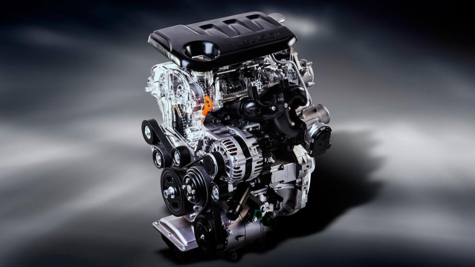 Kia Cee'd 2016 motor