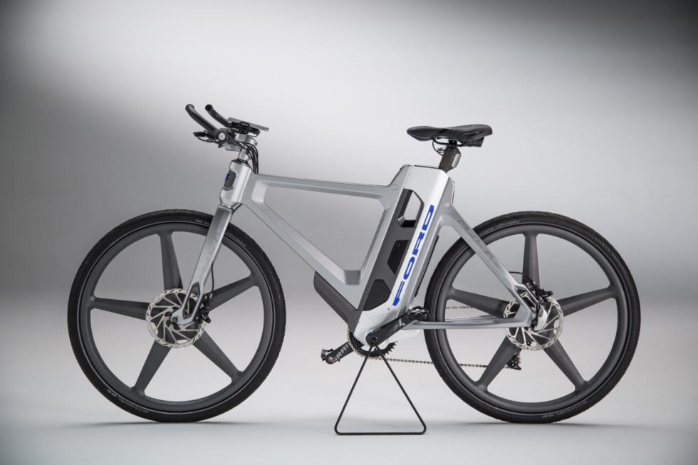 ebike MoDe:Flex de Ford