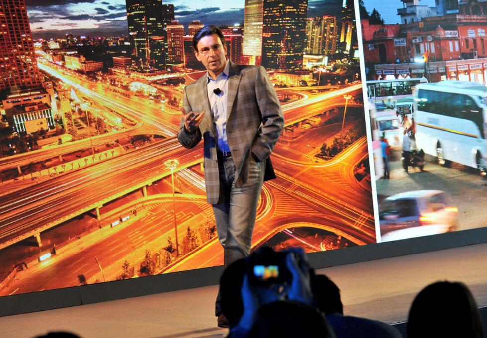 Mark Fields, presidente de Ford Motor Company