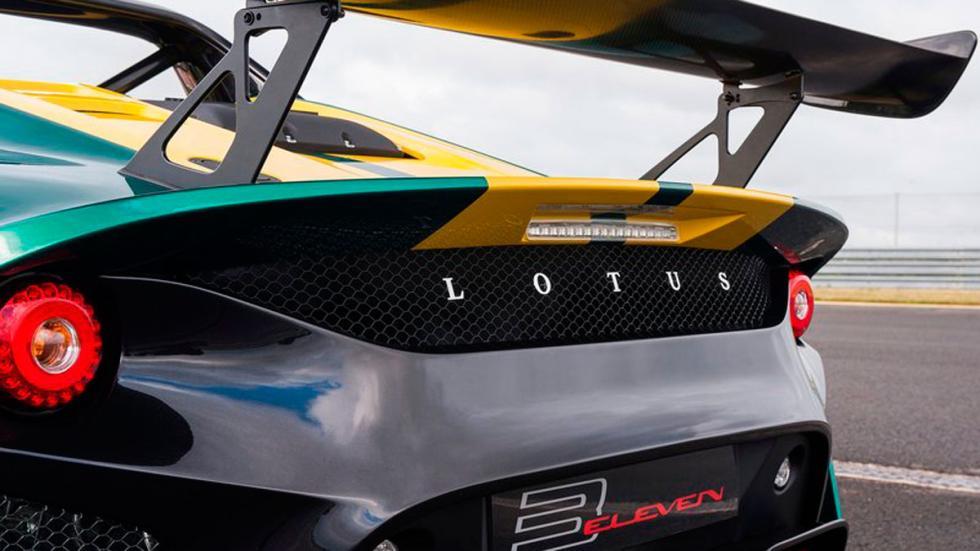 Lotus 3-Even detalle