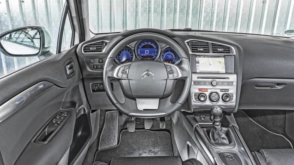 Citroën C4 volante