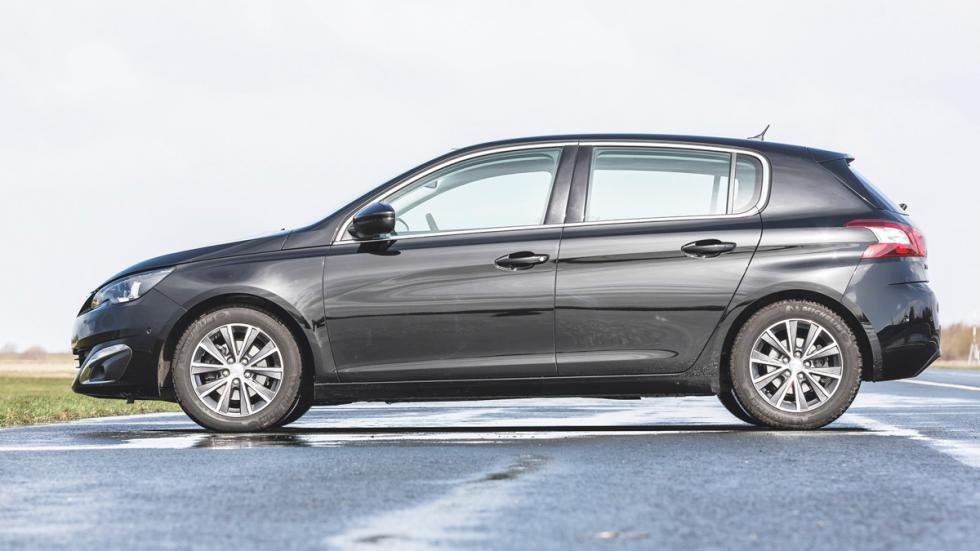 Peugeot 308 lateral