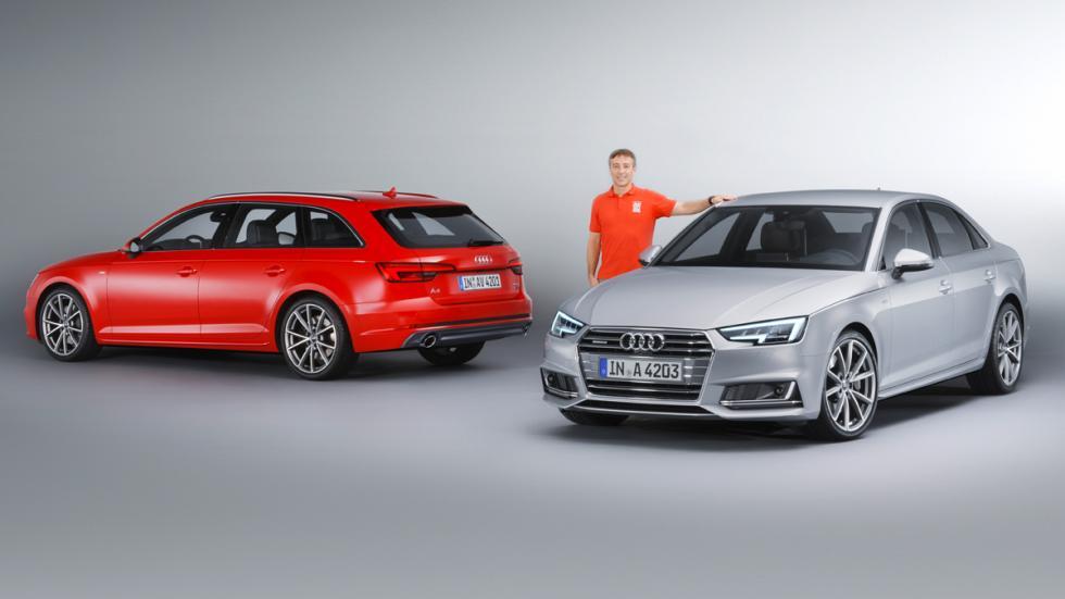 Audi A4 2015 y audi avant 2015