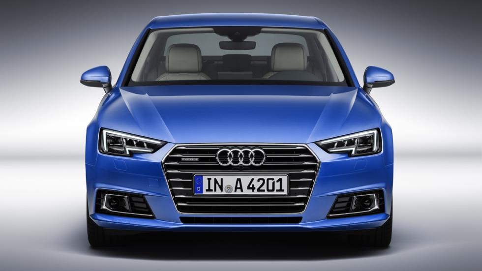 frontal Audi A4 2015