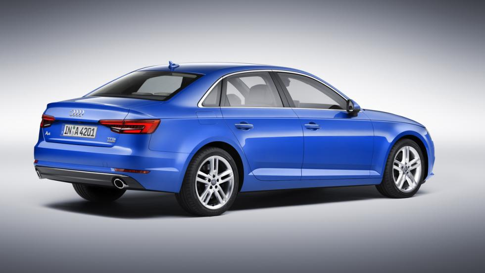 lateral  Audi A4 2015