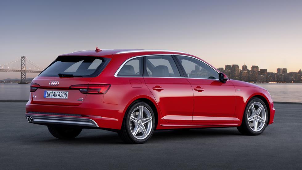 nuevo Audi a4 avant