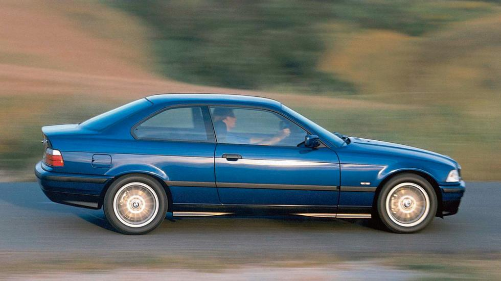 BMW Serie 3 Coupé lateral