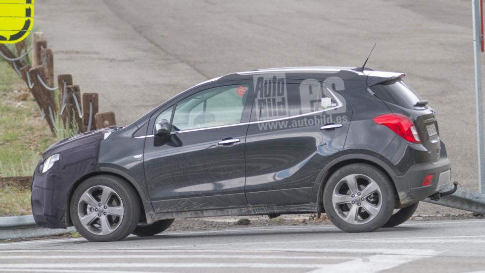 Opel Mokka 2016 lateral