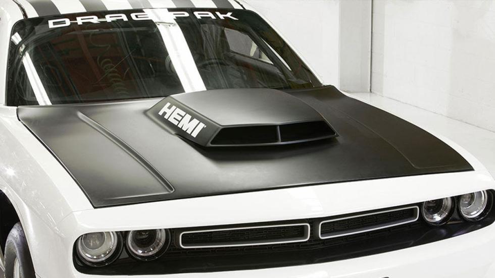 Dodge Challenger Drag Pak capo