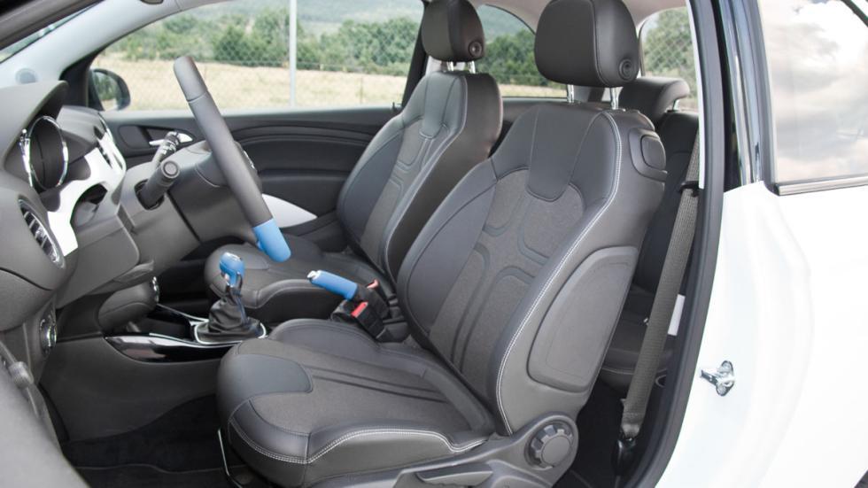 Opel Adam Slam 1.0 asientos