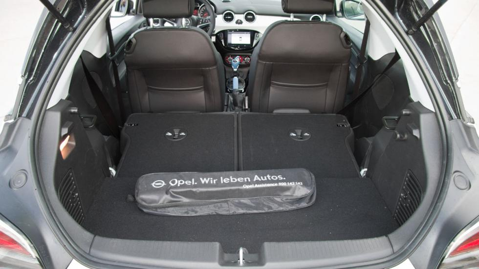 Opel Adam Slam 1.0 maletero