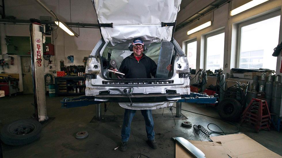 Ellenator zaga ruedas desde abajo proceso creador