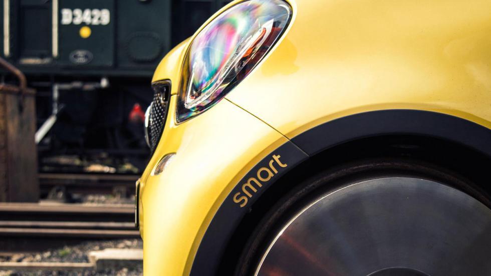 Smart Forfour tren detalle