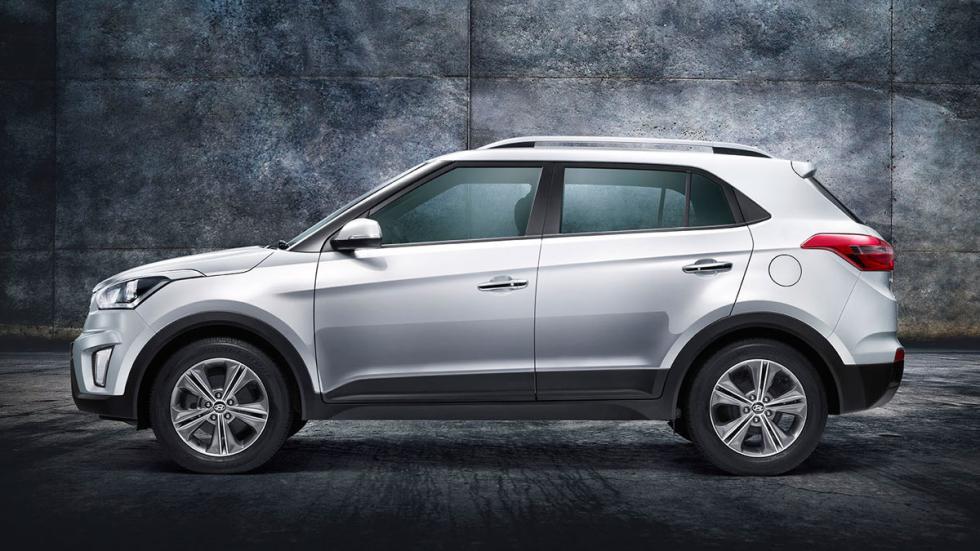 Hyundai Creta 2015 lateral